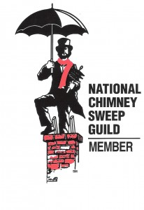 National Chimney sweep guild member logo