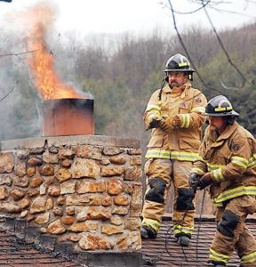 Chimney safety image