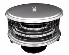 Air Insulated Caps for Metal Chimneys - 1 Image