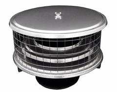 Air Insulated Caps for Metal Chimneys - CA 1/2 Image