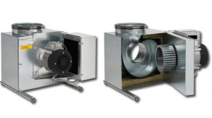 BESF160 Box Ventilator Image