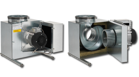BESF160 Box Ventilator Image