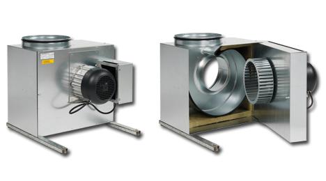 BESF250 Box Ventilator Image