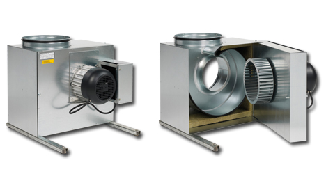 BESF280 Box Ventilator Image