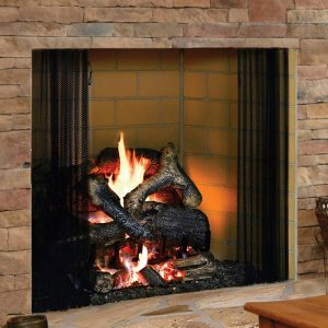 Birmingham Wood Fireplace Image