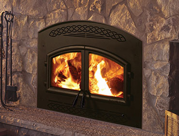 Constitution Wood Fireplace Heatilator