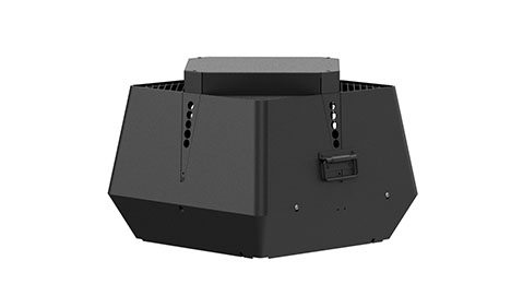 DTV400 Roof Fan Vertical Exhaust Image
