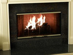 Element Wood Fireplace Image