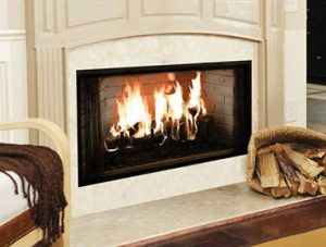 Royalton Wood Burning Fireplace Image