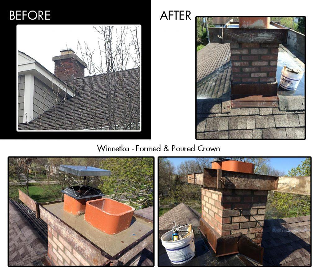 Chimney Cap Repair Chicagoland Fireplace Chimney Restoration